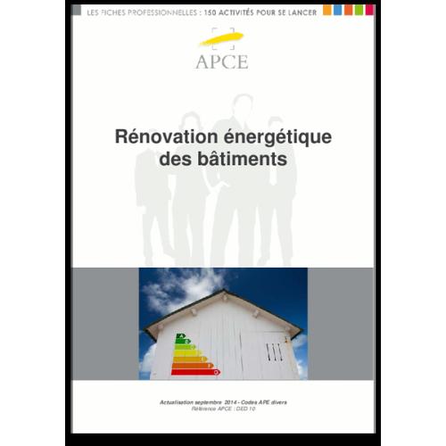 Rénovation énergétique des bâtiments