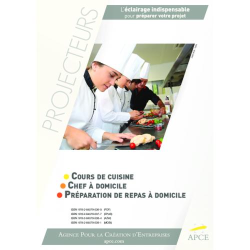 Cours de cuisine - chef à domicile
