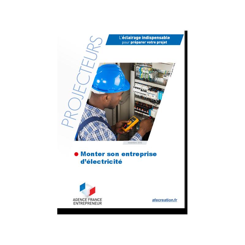 Monter son entreprise d'électricité (Extrait pdf)