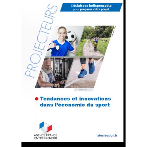 Tendances et innovations dans l'économie du sport