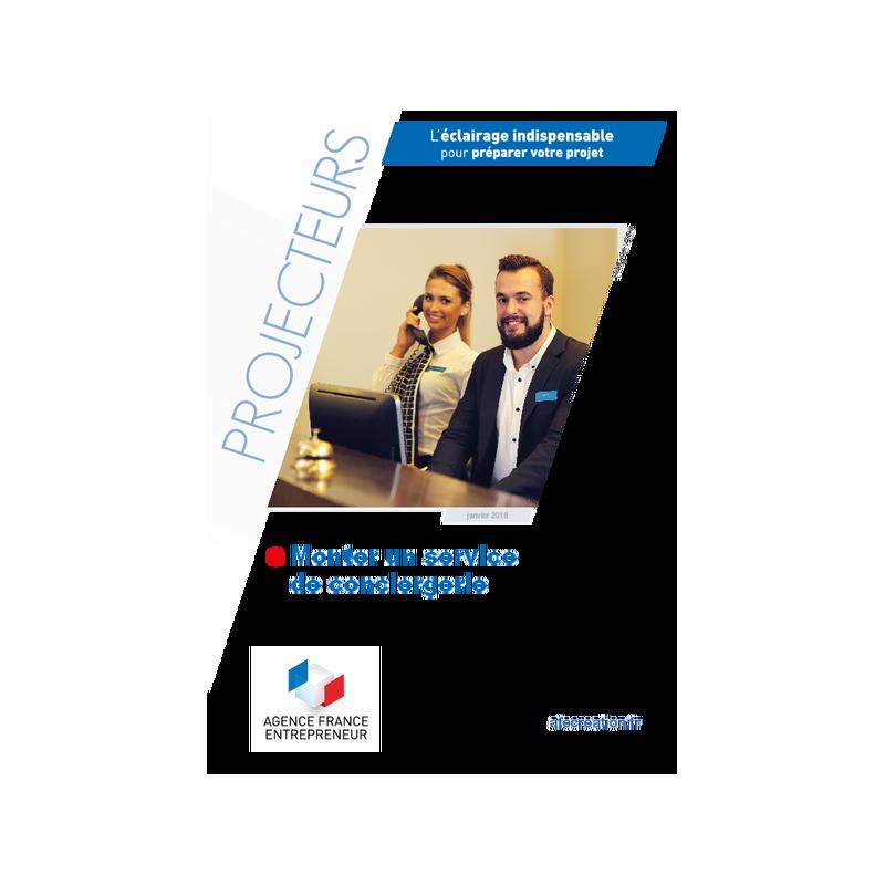 Monter un service de conciergerie (Extrait pdf)