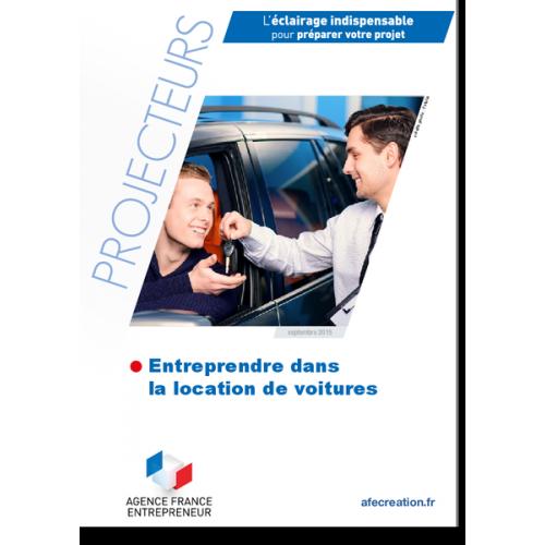 Entreprendre dans la location de voitures