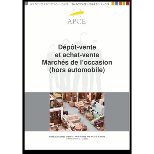 Dépôt vente (Extrait pdf)