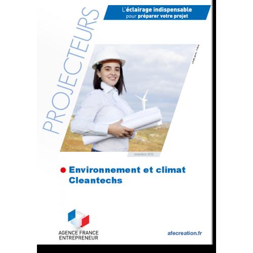 Environnement et climat, cleantechs