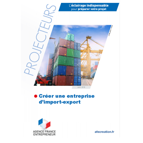 Créer une entreprise d'import-export
