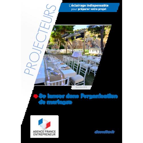Se lancer dans l'organisation de mariages (Extrait pdf)