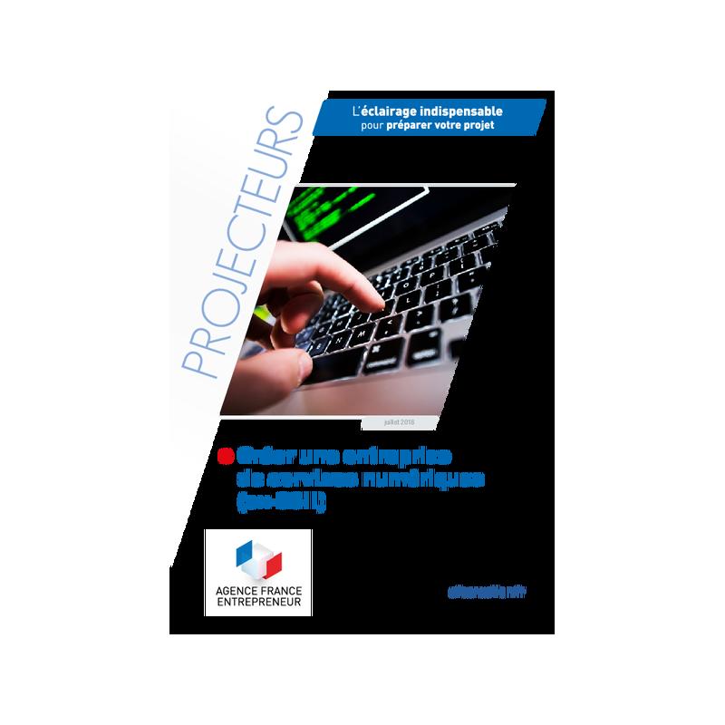 Creer une entreprise de services numériques - ex SSII (Extrait pdf)