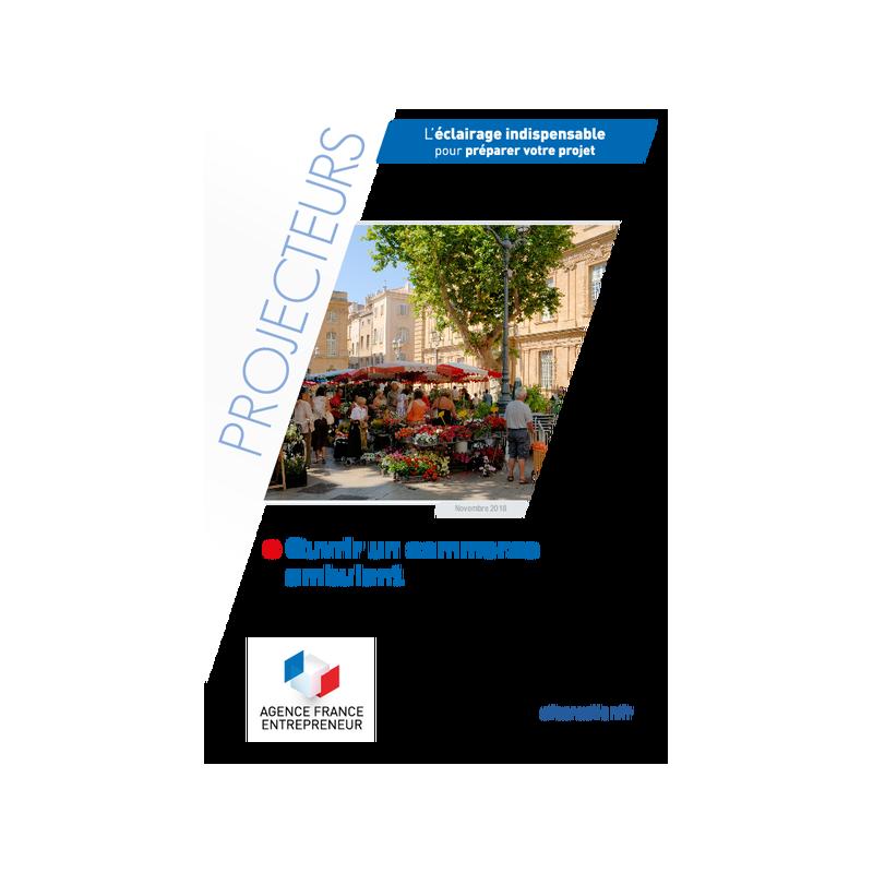 Ouvrir un commerce ambulant (Extrait pdf)