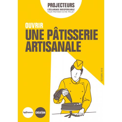 Ouvrir une pâtisserie artisanale (Extrait pdf)