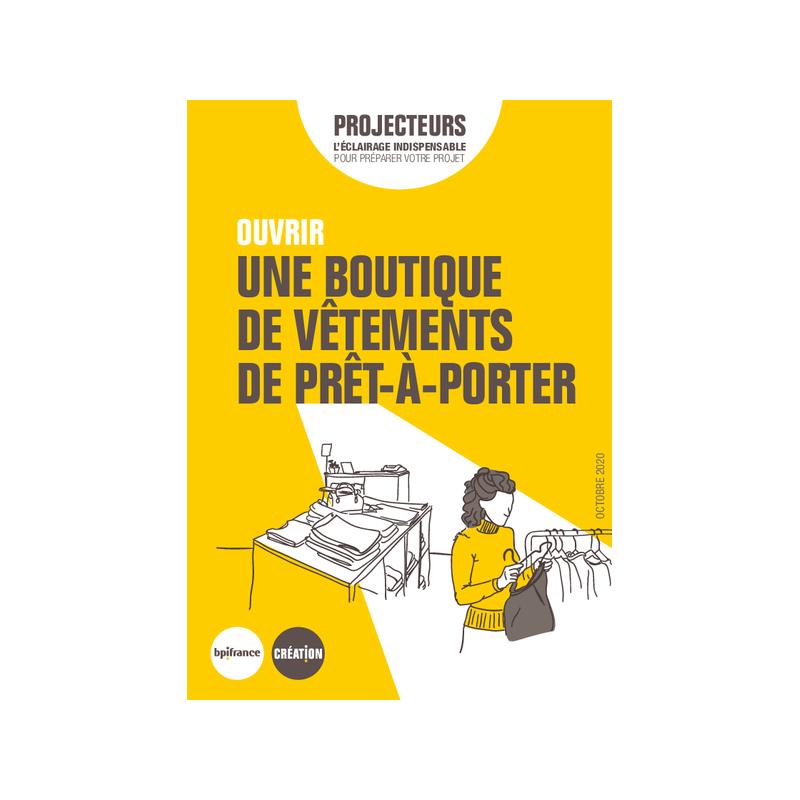 Ouvrir une boutique de vêtements de prêt-à-porter (Extrait pdf)