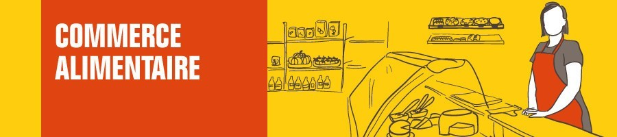 Commerce alimentaire - Entrepreneur, épicerie fine | Bpifrance Création