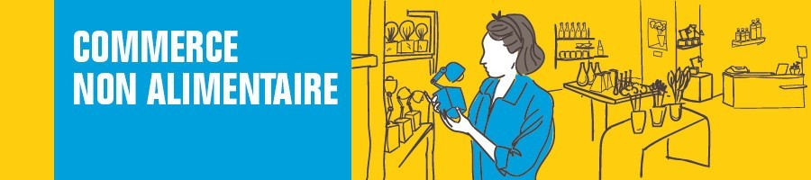Commerce non alimentaire | Bpifrance Création