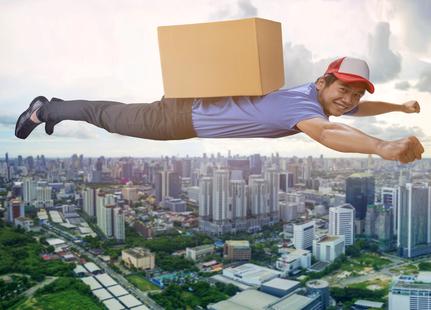 Creer une entreprise de livraison